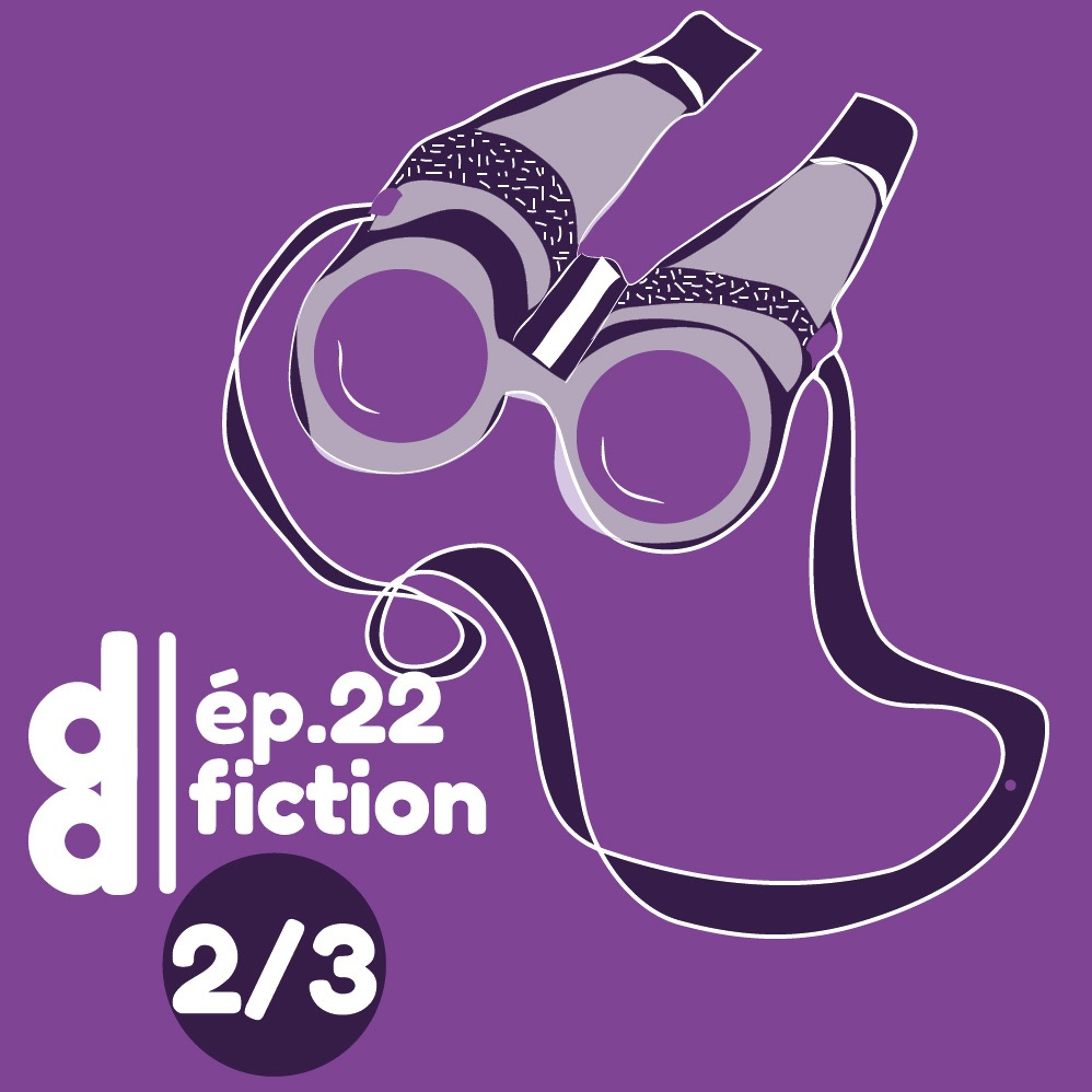 DESSIN DESSEIN // EP22 Fiction - Partie 2 : Fanny Parise, l'anthropologue a la pensée magique