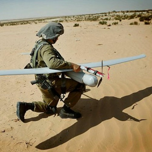 95. The Rise and Rise of Drone Warfare