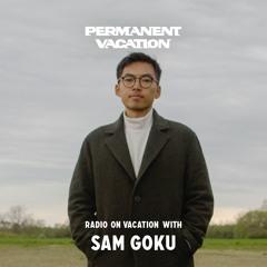 Radio On Vacation With Sam Goku