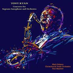 Saxophone Concerto - 3rd Movement