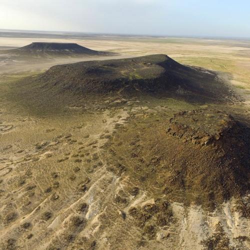 Was Jordan's Black Desert green during the late Neolithic?
