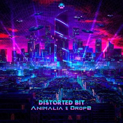 Animalia & DropB - Distorted Bit (Original Mix) OUT NOW @PhantomUnit