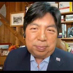 Michhael Yaki Sea Rancher & KRON4  Political  Analyst & Us Commissioner Civil Rights