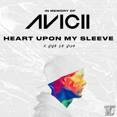 Heart Upon My Sleeve (Tuz Remix) Ft Coldplay