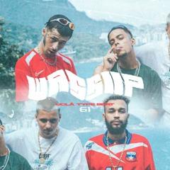 "UCLÃ TYPE BEAT - ""WASSUP"" - @prodsixone"