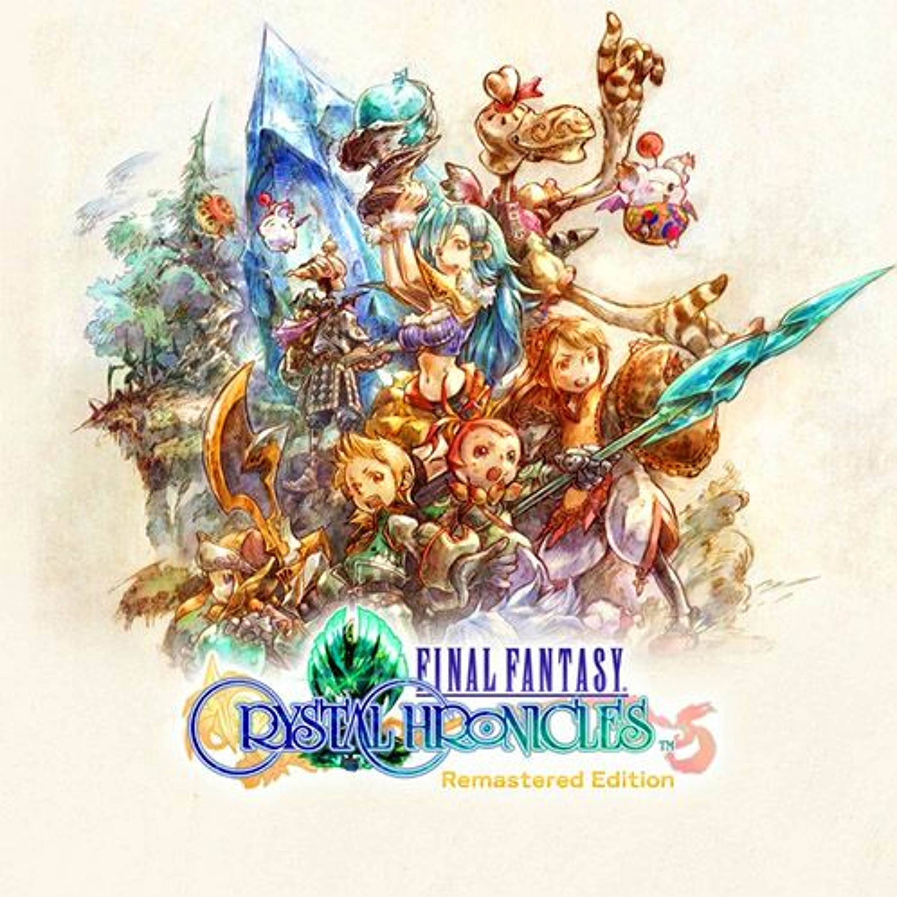 Final Fantasy Crystal Chronicles Remastered Edition (Ersteindruck)
