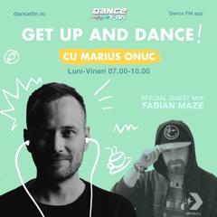 Get Up And DANCE!   Episode 501 (guest   Fabian Maze)