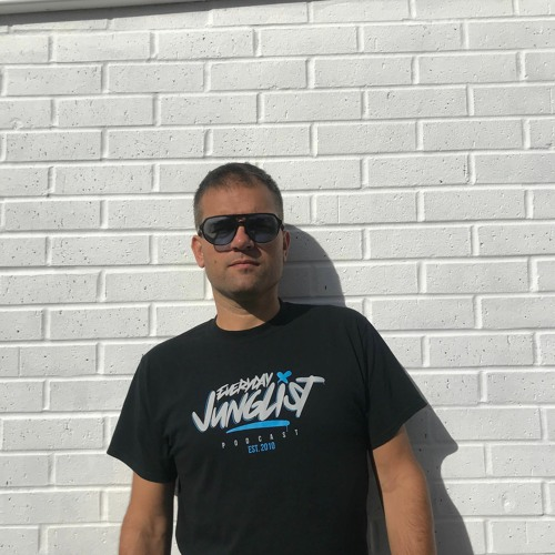 Sonar's Ghost-Exclusive Mix-The Everyday Junglist Podcast-Episode 399