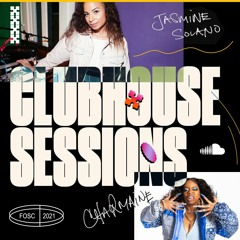 First on SoundCloud Clubhouse Session, with Charmaine