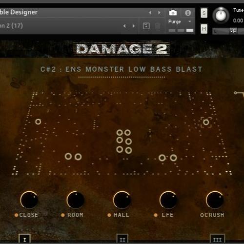 DAMAGE2 Demo1