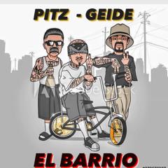 Pitz ft Geide -  EL BARRIO