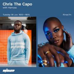 Chris The Capo with Hamzaa - 08 June 2021