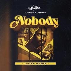 DJ Neptune, Laycon & Joeboy (Icons Remix)