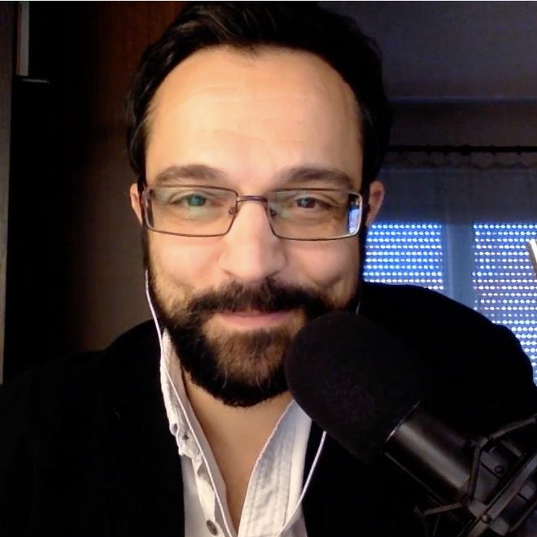 Podcast 019: Igor Štiks