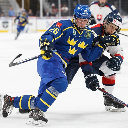 Ep 37 Red Wings Select Sweden S Lucas Raymond By Octopulse