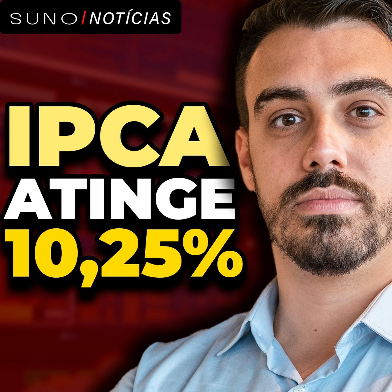 Inflação a 10%: Como chegamos lá?   Entrevista com Alex Agostini