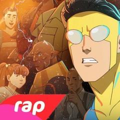 Rap do Invencível - O MUNDO VAI ME CHAMAR DE HERÓI   NerdHits   7 Minutoz