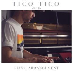 Tico Tico (no fuba) - Brazilian samba piano music - (David Epremian)