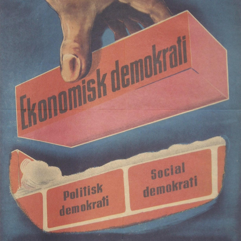 Jakso 22: Talousdemokratia ja uusliberalismi Pohjoismaissa (feat. Ilkka Kärrylä)