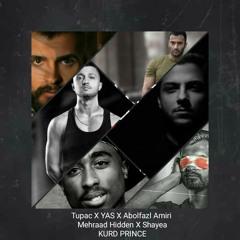 Shayea & Mehraad Hidden New Music 2021 (Remix ft. Abolfazl Amiri X 2Pac X Yas)