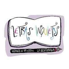 Letras Inquietas 17 - 09 - 2021