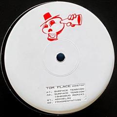 Tom Place - EDNET001  (incl. Shedbug rmx) [Eavesdropper Network]
