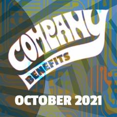 October 2021 Company Benefits