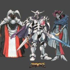 Shining Force - Trial Of A Hero (Battle In The Ruins) Spirit Of The Holy Spring