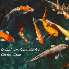 Chillin' With Some Koi Fish