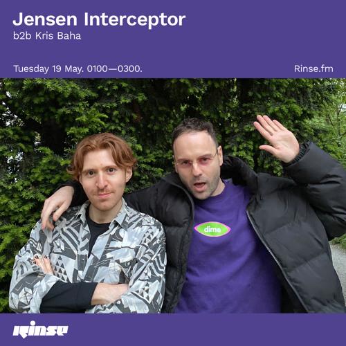 Jensen Interceptor b2b Kris Baha - 19 May 2020