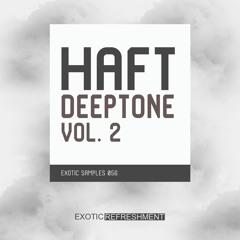 HAFT Deeptone vol. 2 - Sample Pack DEMO