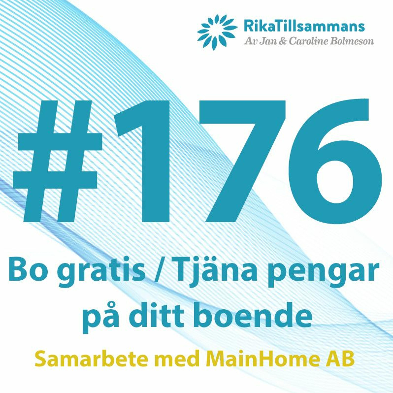 #176 - Bo gratis / Tjäna pengar på ditt boende   Om skatteparadiset privatuthyrning med Jakob & Issa