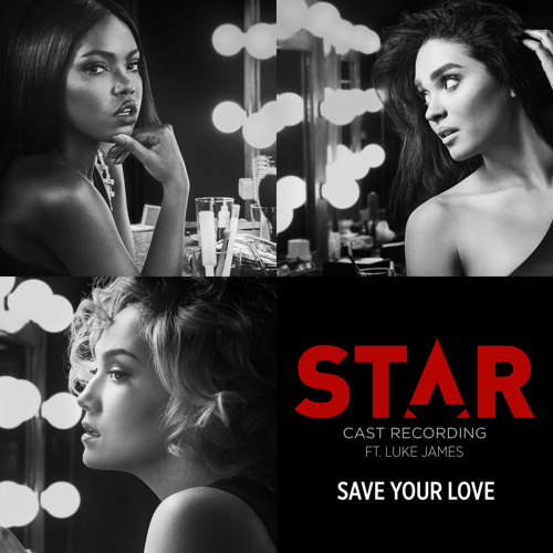 Save Your Love (feat. Luke James)