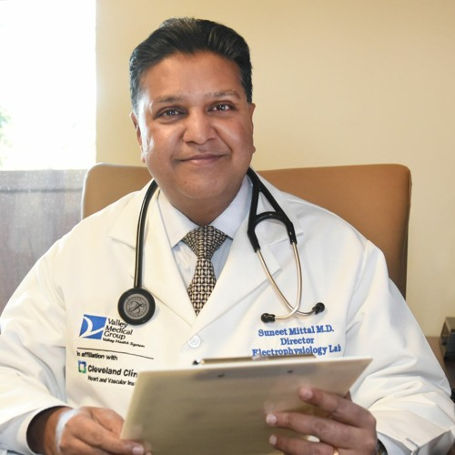 Perspectives on COVID-19 from an Electrophysiologist: Interview with Dr. Suneet Mittal