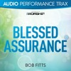 Blessed Assurance (Original Key With Background Vocals)