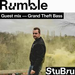Guest Mix Rumble - Studio Brussel (Live)