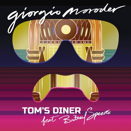 Tom's Diner (Hibell Remix) [feat. Britney Spears]