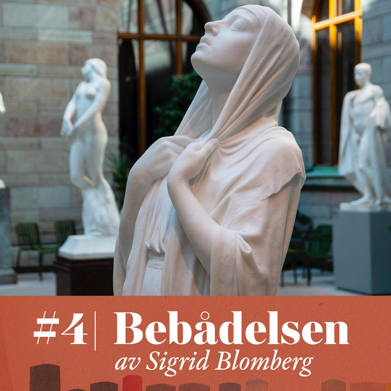 Smakprov: Verket #4 Bebådelsen – av Sigrid Blomberg