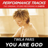 You Are God (Performance Track In Key Of C)