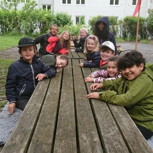 Årringer i Biermannsgården - Sagene skole 1B 08-06-20
