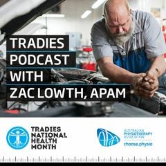 TRADIO podcast with Zac Lowth, APAM