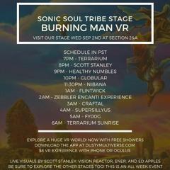 Nibana Live @ Burning Man VR