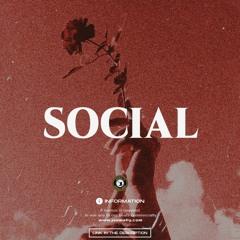 ''Social'' - Burna Boy x Wizkid [ Afro-Fusion x Afrobeat Type Beat ] ft. Omah Lay