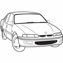 VS Commodore