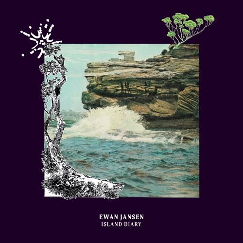 BSR032 - Ewan Jansen - Island Diary