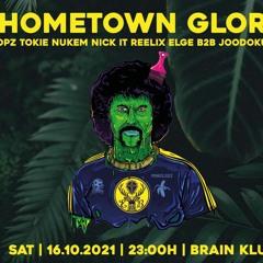 Hometown Glory - Brain Live Set 16.10.21