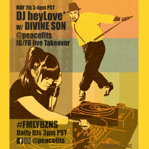 REVITALIZE III via PEACEFITS // DAILY DJ TAKEOVERS #FMLYBZNS