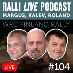 Betsafe LIVE #104: Soome ralli eelvaade