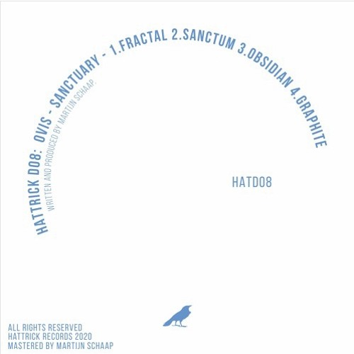 Recordeep Première: Ovis - Graphite [HATD08]