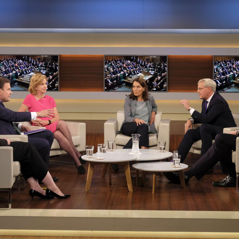 Episode 93. Politiske talkshows. Bokanbefaling.